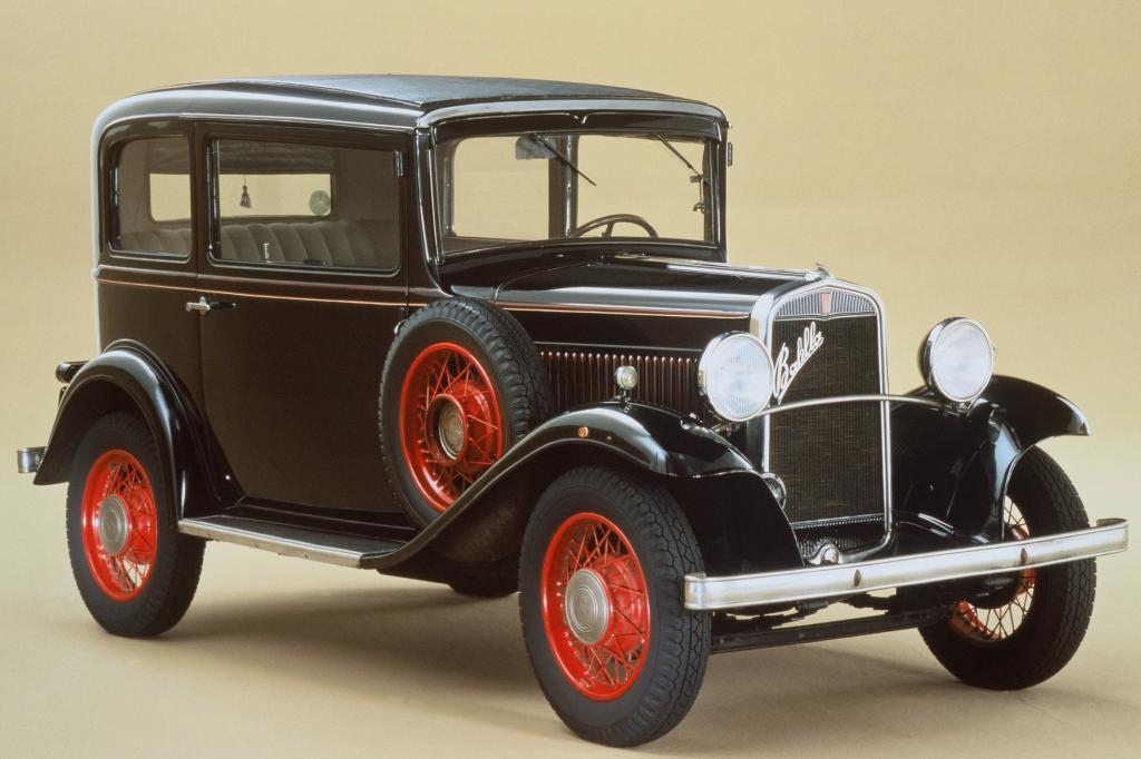 Fiat 508 Ballila ab 1932