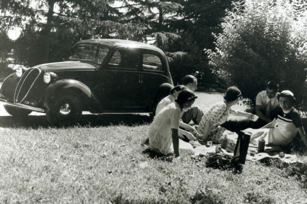 Fiat 508 Ballila ab 1937