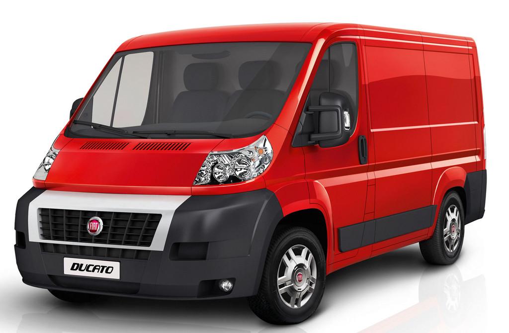 Fiat Ducato ist der umweltfreundlichste Transporter