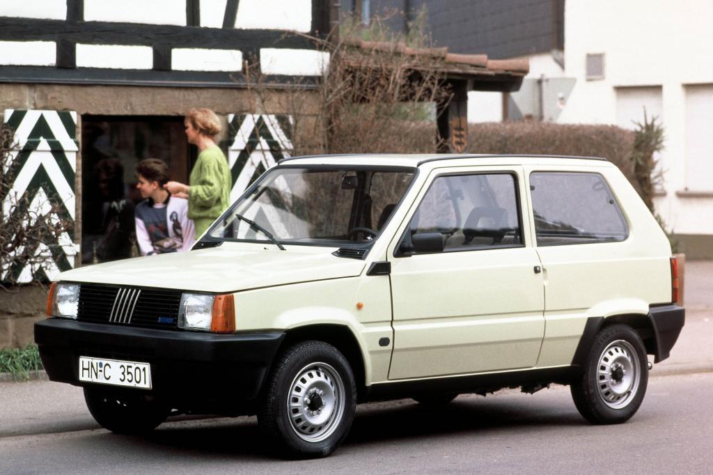 Fiat Panda ab 1980