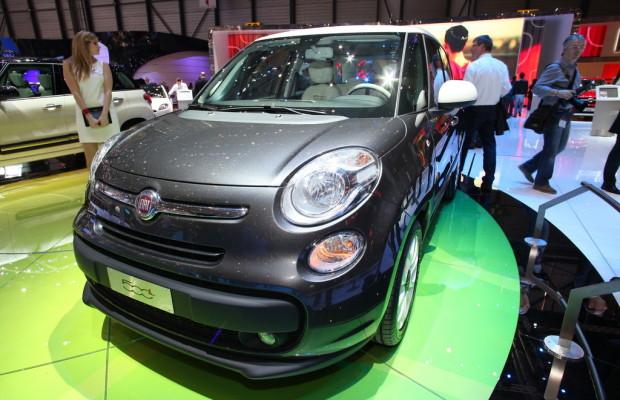 Fiat eröffnet Produktionswerk für den 500L in Serbien