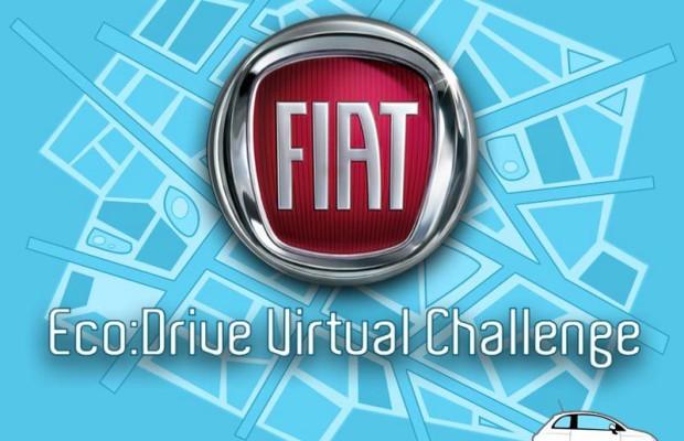 Fiat sucht mit der eco:Drive Virtual Challenge Verbrauchs-Champion