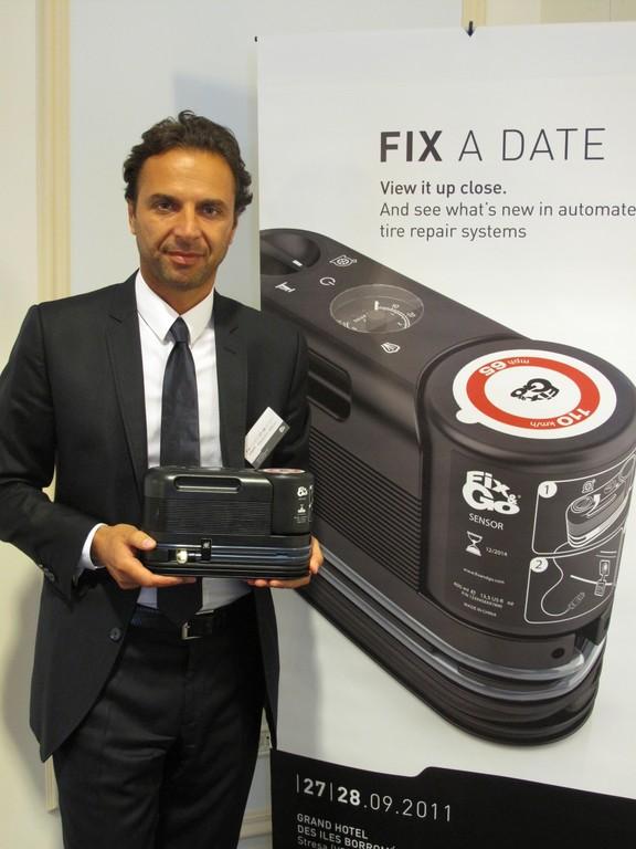 Fix & Go: Reifenpannen in kurzer Zeit beheben