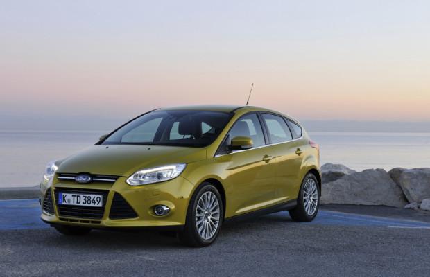 Ford Focus mit geringeren Kraftstoffkosten als 2008