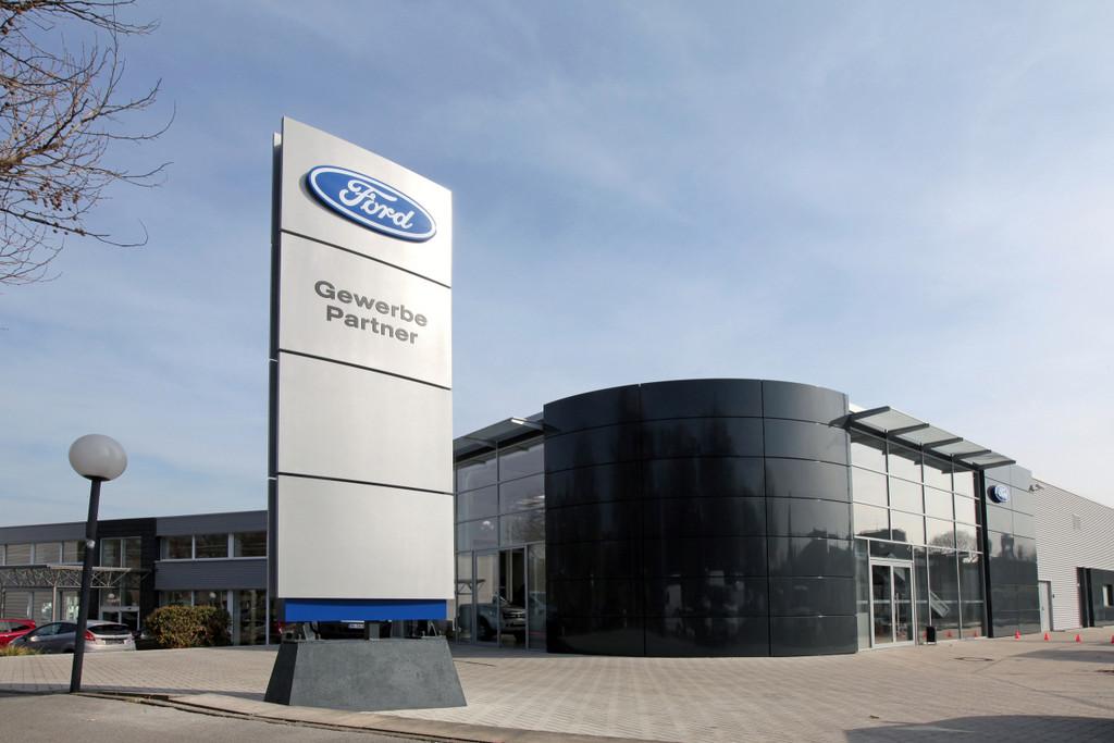 Ford startet Serviceoffensive für Gewerbekunden