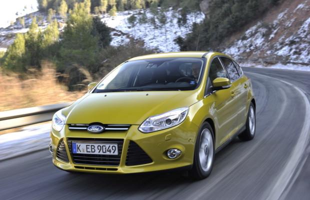 Ford steigert Marktanteil im Gewerbekundengeschäft