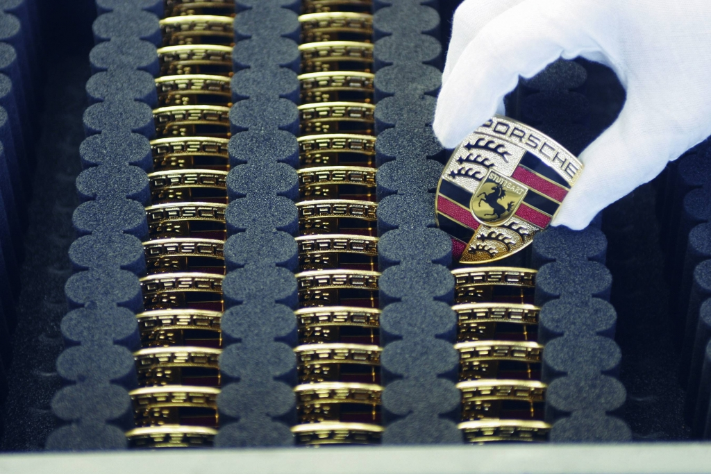 Girls' Day bei Porsche