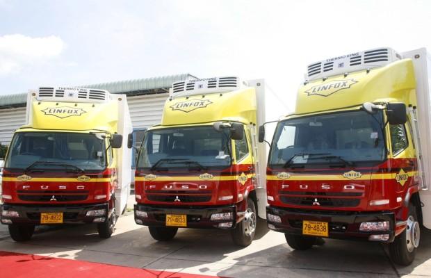 Großauftrag für Fuso Lkw aus Thailand