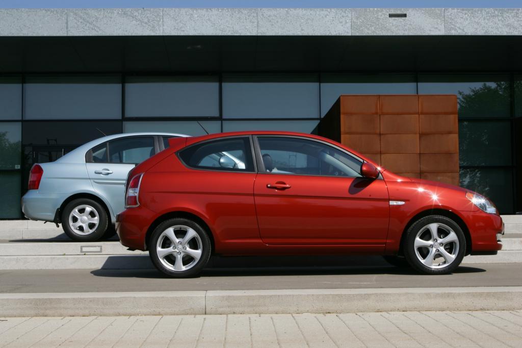 Hyundai Accent dritte Generation ab 2006