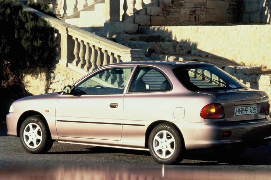 Hyundai Accent erste Generation ab 1994