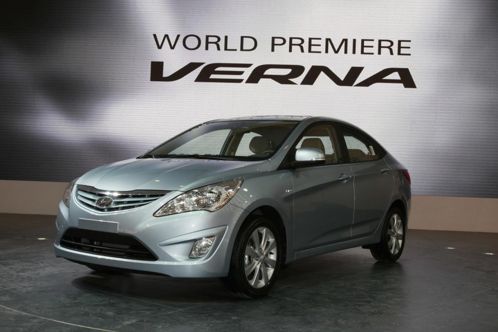 Hyundai Accent vierte Generation ab 2011