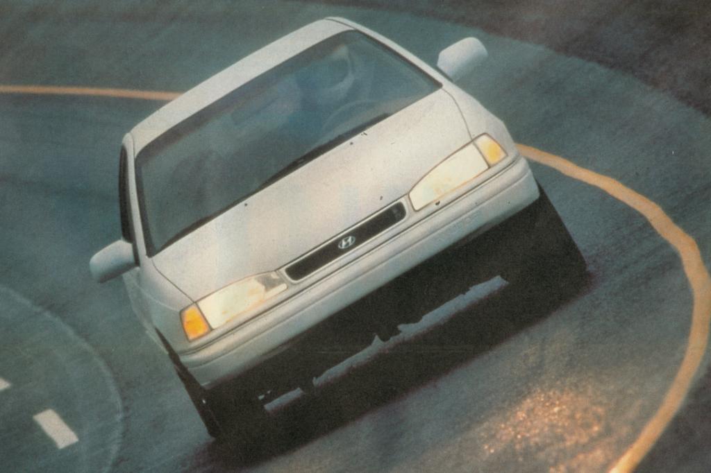 Hyundai Pony ab 1989