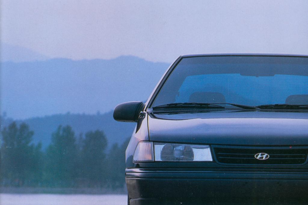 Hyundai Pony ab 1991