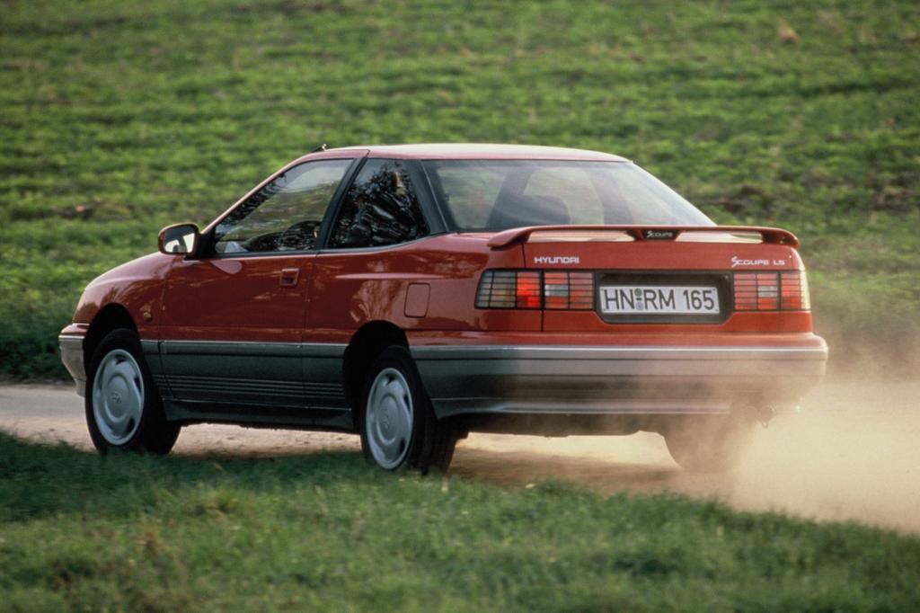 Hyundai S Coupe 1993