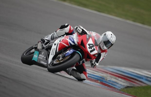 IDM 2012: Muggeridge fährt mit Honda seine letzte Saison