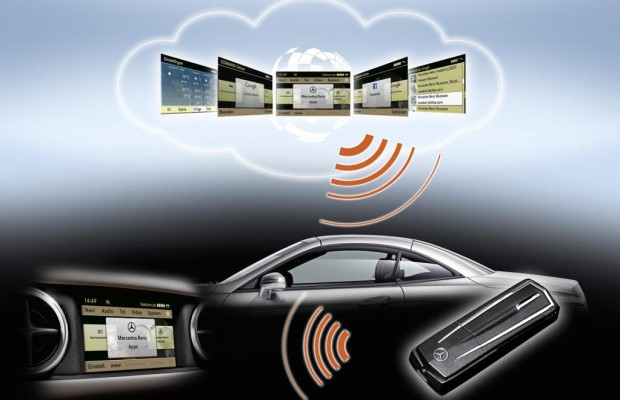 Internetanbindung im Auto bevorzugt
