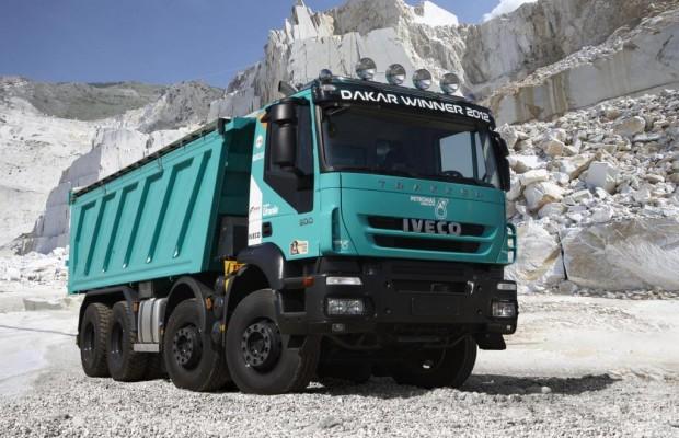 Iveco Trakker Limited Edition Dakar: Sondermodell für den Bau