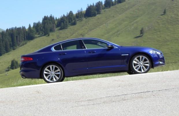 Jaguar bietet den XF für 299 Euro Leasingrate an