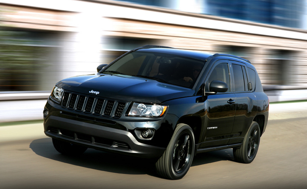 Jeep Compass als