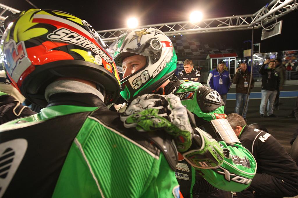 Kawasaki gewinnt die Bol d'Or