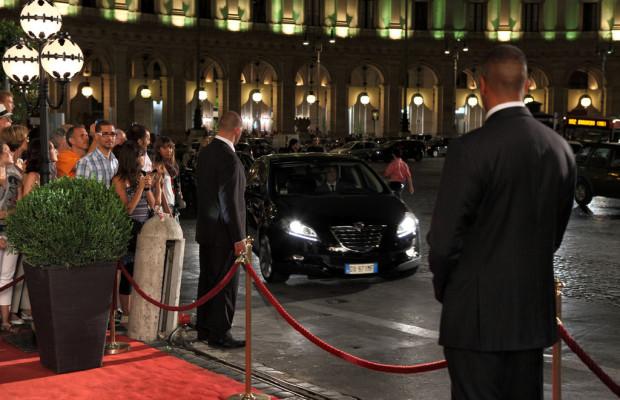 Lancia Thema spielt eine Rolle im neuen Woody-Allen-Film