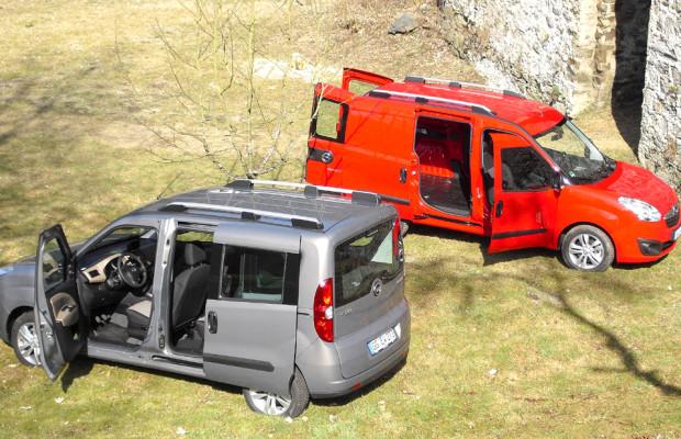 Lifestyle, Coolness? Beim neuen Opel Combo zählen andere (Nutz-)Werte