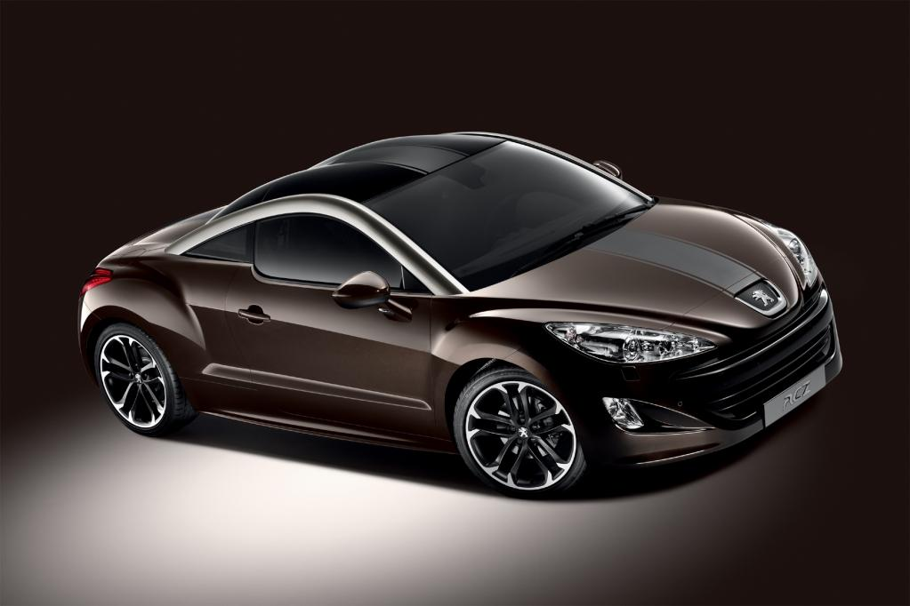 Limitierte Auflage: Top-Version vom Peugeot RCZ Brownstone