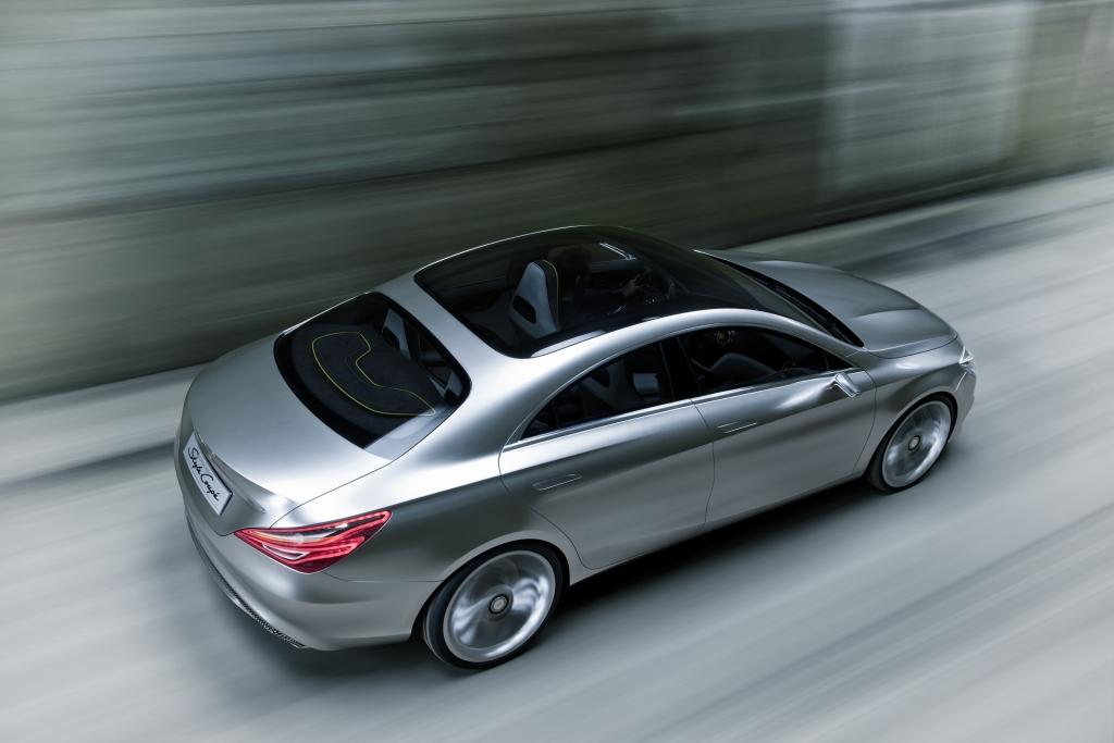 Mercedes-Studie