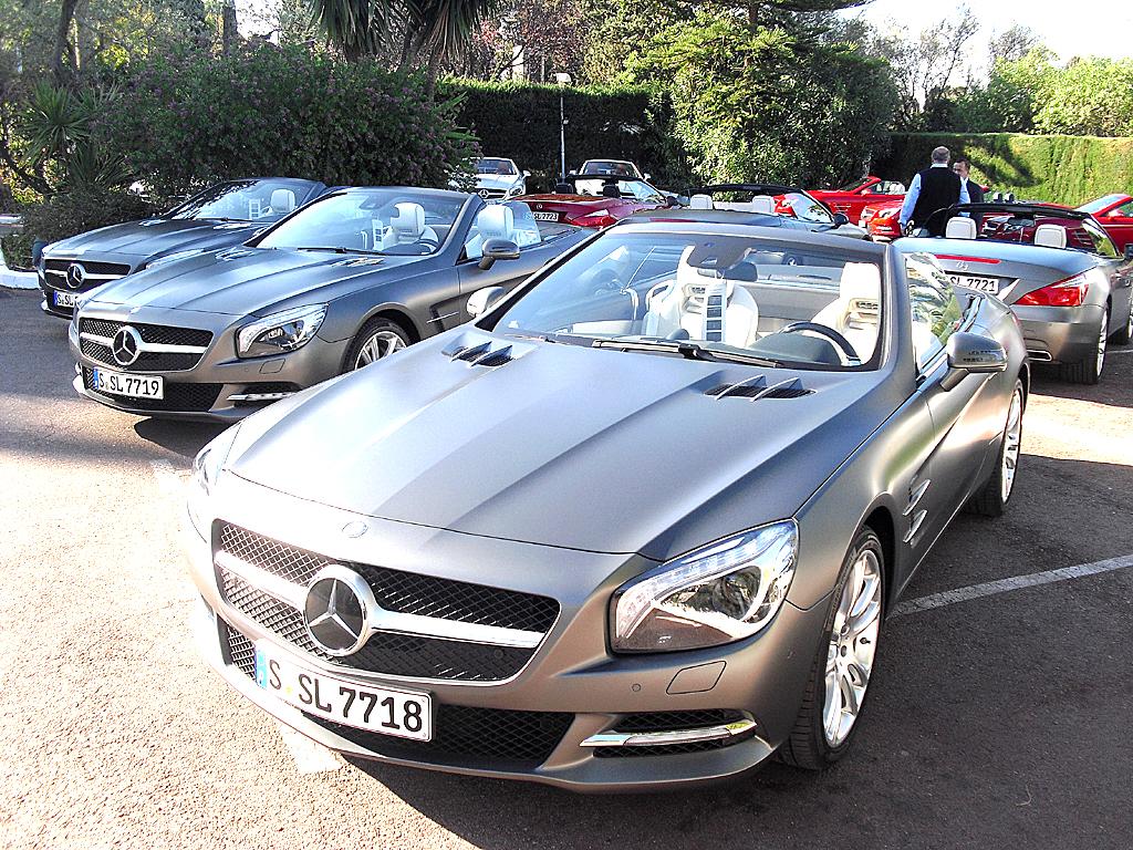 Mercedes mit ganzheitlicher Strategie: Spirale beim Verbrauch zurückdrehen