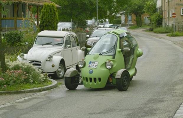 Mietwagen - Mal was Neues wagen