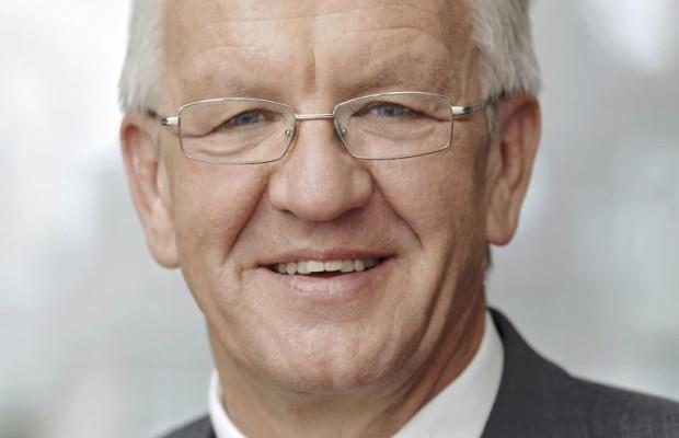 Ministerpräsident Kretschmann: Technologieoffen in die mobile Zukunft