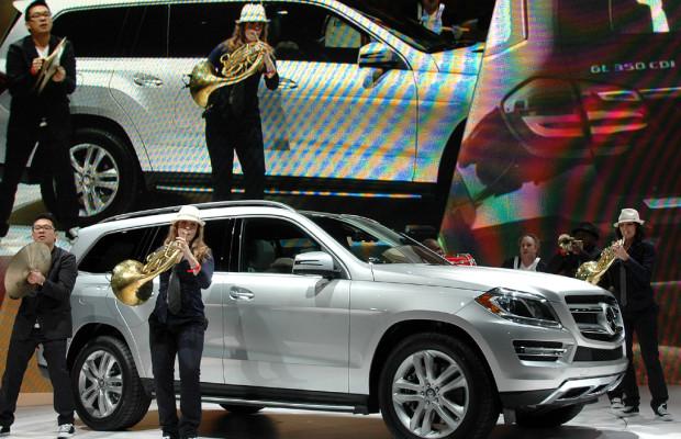 Mit hoher Luxusloyalität: Mercedes legt beim USA-Geschäft weiter zu