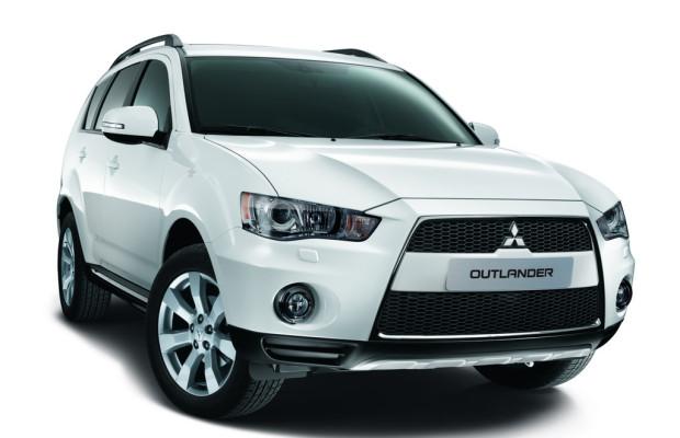 Mitsubishi bringt Outlander-Sondermodell
