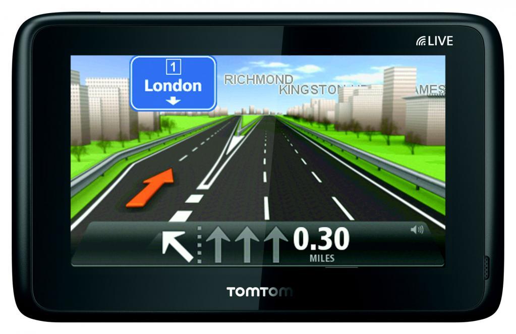 Navigation: TomTom-Gerät für Wohnmobil und Gespann