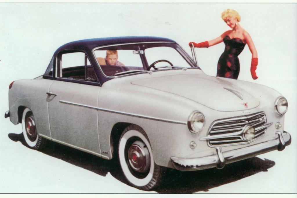 Neckar 1100 Sport, 1956