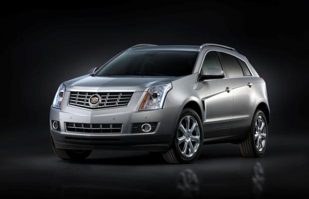 New York 2012: Cadillac SRX: Modellgepflegt nach Europa