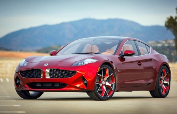 New York 2012: Fisker Atlantic - Karma im Kleinformat