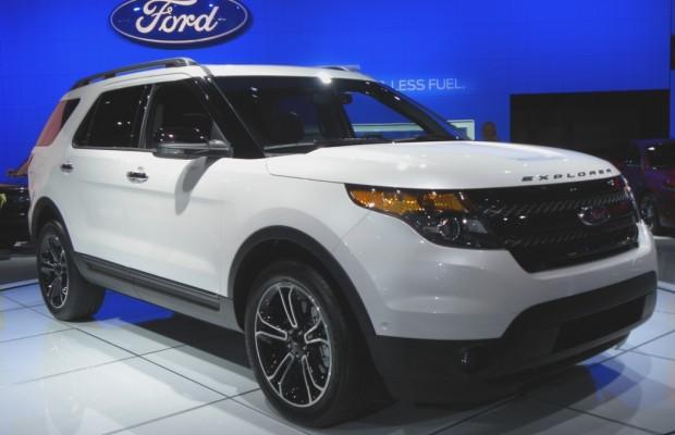 New York 2012: Ford Explorer Sport neues Topmodell