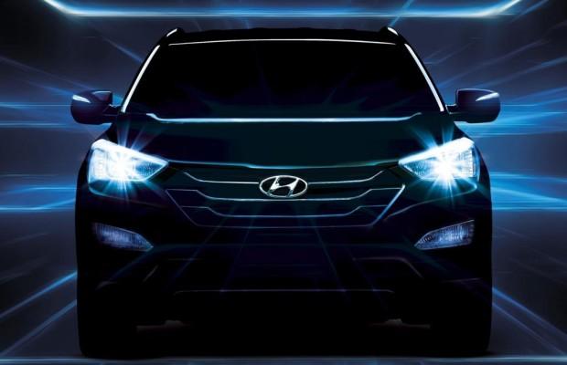 New York 2012: Hyundai Santa Fe