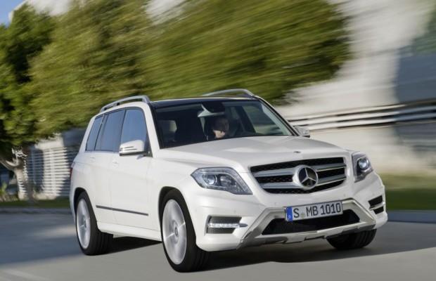 New York 2012: Mercedes-Benz GLK - Neuer Schwung
