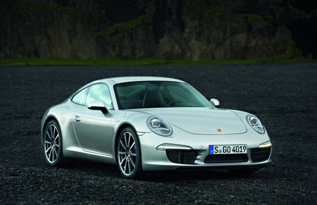 New York 2012: Porsche 911 ist