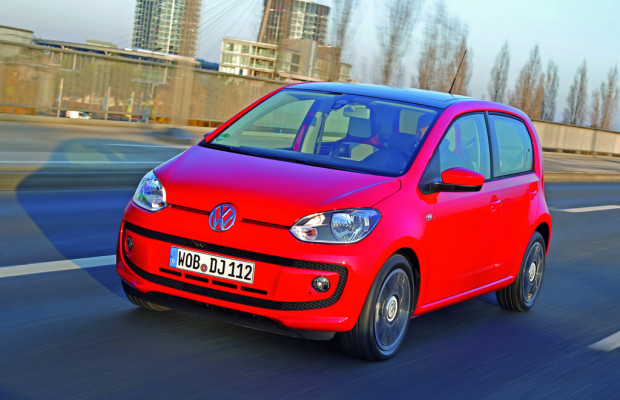 New York 2012: Volkswagen Up ist