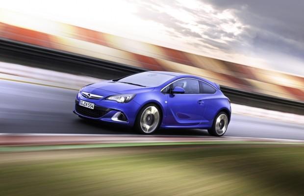 Opel Astra OPC - Fahrdynamik wichtigstes Entwicklungsziel