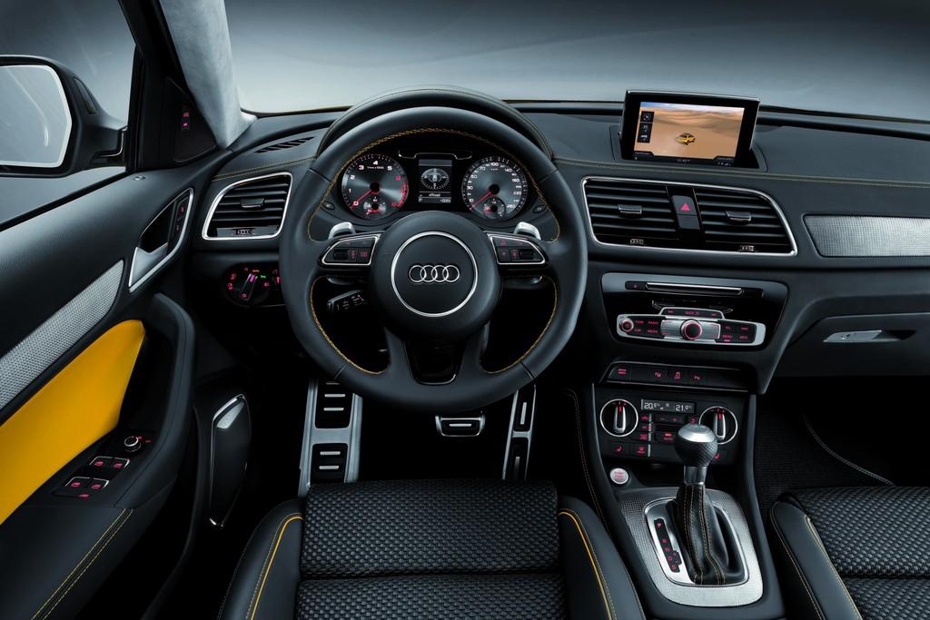 Peking 2012: Audi Q3 im Zeichen des Drachens