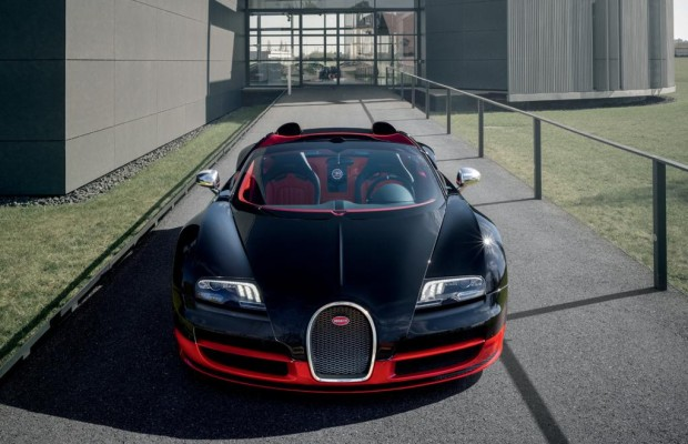Peking 2012: Bugatti Veyron 16.4 Grand Sport Vitesse: 1. 200 PS für Chinas Stau