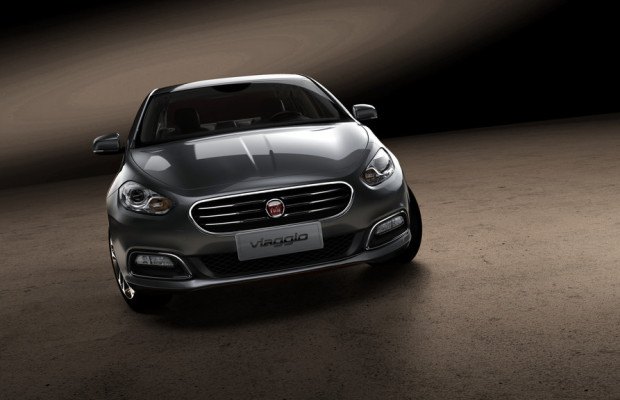 Peking 2012: Fiat Viaggio feiert Weltpremiere