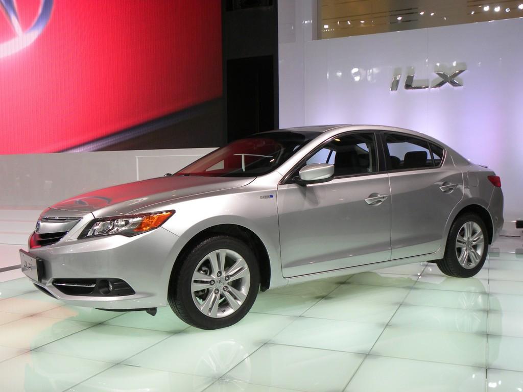 Peking 2012: Honda stellt kleine Acura-Limousine vor