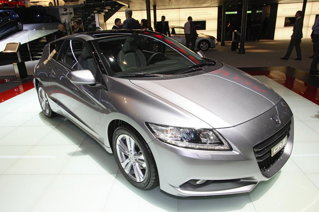 Peking 2012: Honda will China-Absatz bis 2015 verdoppeln