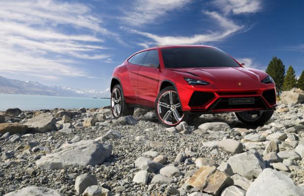 Peking 2012: Lamborghini stößt ins SUV-Segment vor