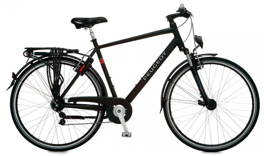 Peugeot zeigt neue Fahrräder: Auch mit E-Antrieb